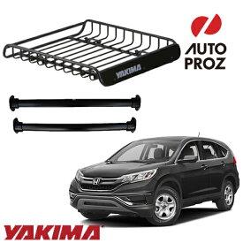 [YAKIMA 正規品] ホンダ CR-V RM1/RM4型 2011-2016年 ロードウォーリアー クロスバーセット