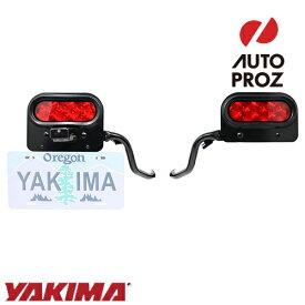 テールライト ナンバープレート YAKIMA ヤキマ 正規品 EXO LitKit EXOリフトキット EXOスイングベース用 LEDテールライト 北米仕様ナンバープレート 取り付けセット