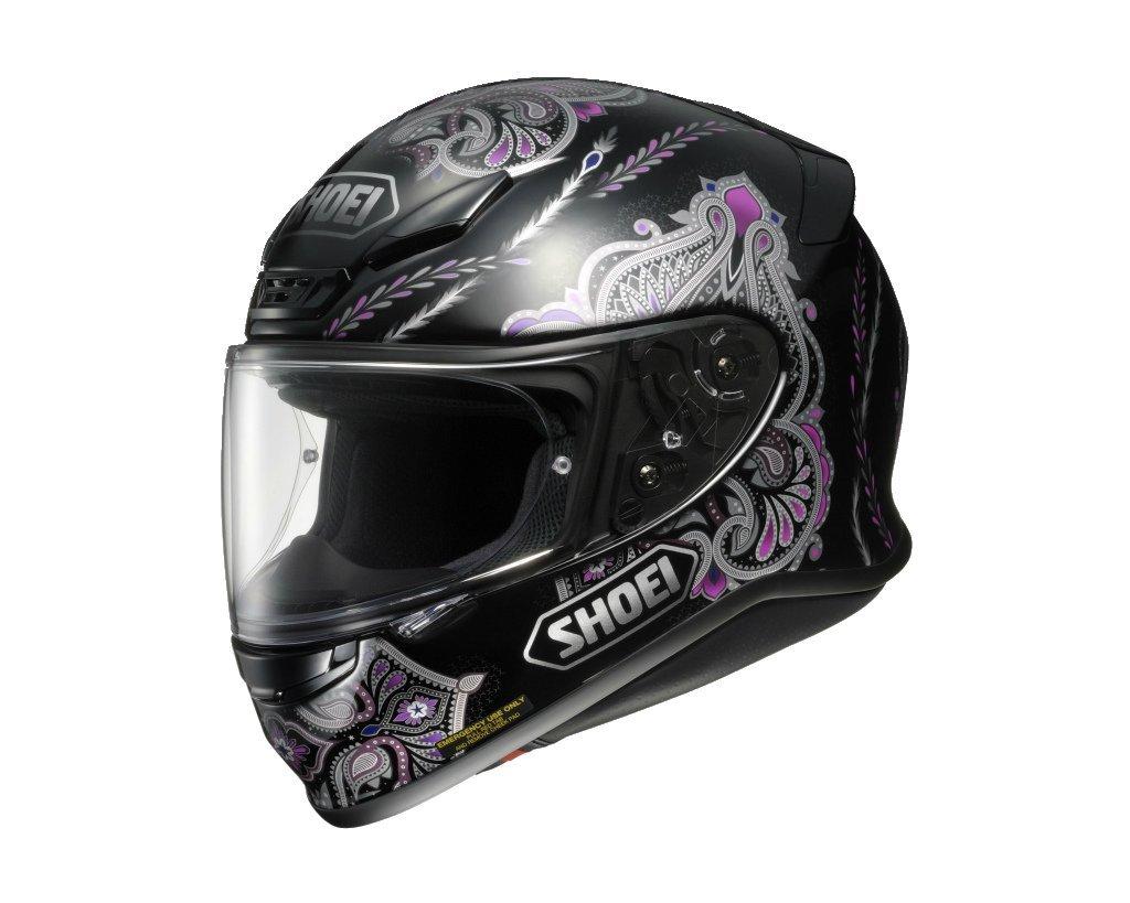 ショウエイ(SHOEI) バイクヘルメット フルフェイス Z-7 DUCHESS【ダッチェス】 TC-5 (BLACK/PURPLE)