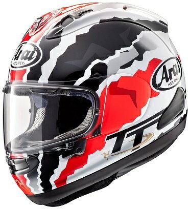 アライ(ARAI) バイクヘルメット フルフェイス RX-7X ドゥーハンTT