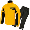 RSタイチ RSR046 YEL/XL RAINBUSTER RAIN SUITS 4997035683154