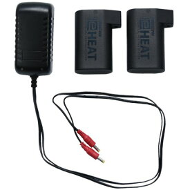 RSタイチ(アールエスタイチ) e-HEAT 7.2V充電器&バッテリーセット RSP057 2020年 秋冬 新製品 NEWモデル 送料無料