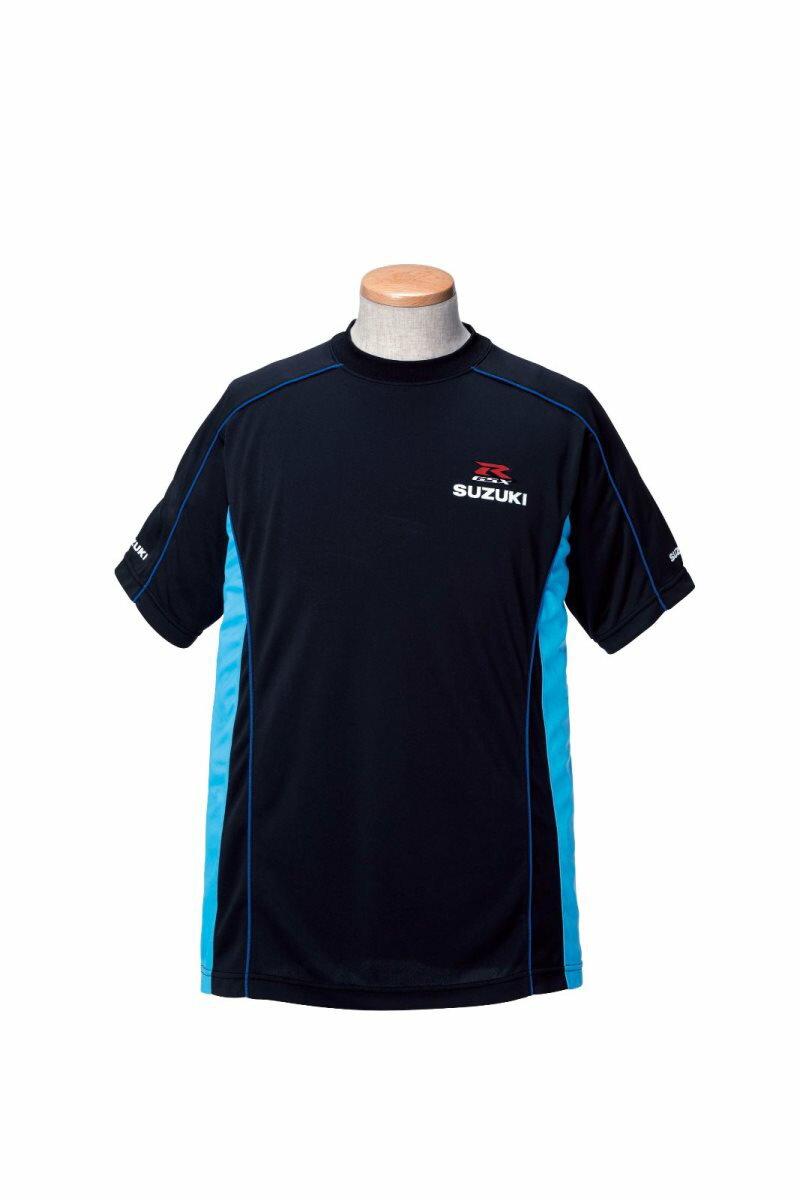 スズキコレクション GSX-R スポーツTシャツ ブラック サイズ M