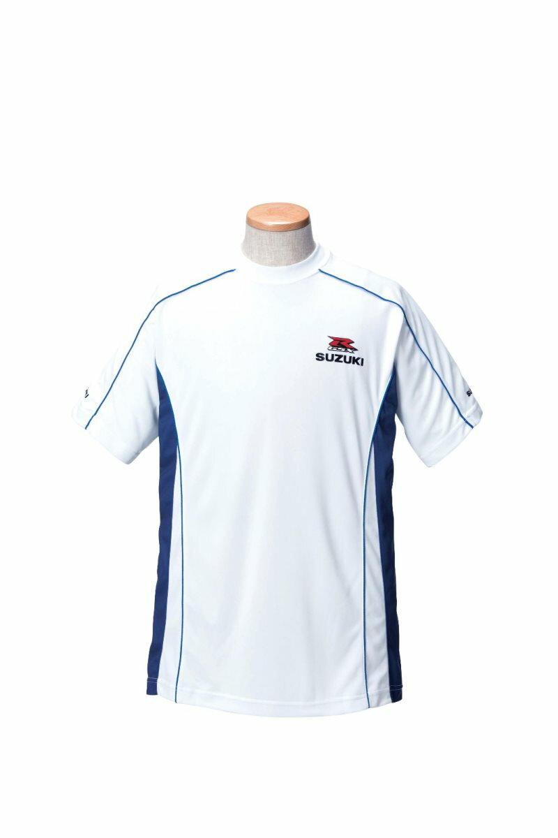 スズキコレクション GSX-R スポーツTシャツ ホワイト サイズ XL