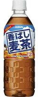 キリン香ばし麦茶PET(555ml×24本、1ケース)【無糖茶飲料】【飲料】【ソフトドリンク】【キリンビバレッジ】箱買いセットでお得!