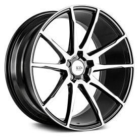 SAVINI (サヴィーニ) BM1220インチ 8.5J +45 ホイール4本SET カラー Machined Black(マシンドブラック) MINI クロスオーバー R60 ペースマン R61 BMW 1シリーズ F20 など 【送料無料】【ホイールセット】【SAVINI サビーニ ホイール】