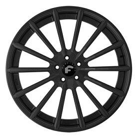 Forgiato フォージアート F2.15-ECL ALL Matte Black オールマットブラック 21x9.5J/12.5J PCD 114.3 ハブ径 66mm ホイール4本セット (日本国内在庫商品) Nissan GTR R35 に装着可能モデル