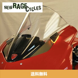 LED ウインカーセット 2018-2019 ドゥカティ パニガーレ V4 / V4S Ducati PANIGALE V4用 NEW RAGE CYCLES(ニューレイジサイクルズ)