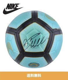 クリスティアーノ ロナウド選手ユベントス F.C. 直筆サイン入りナイキサッカーボール1個 Cristiano Ronaldo Juventus F.C. Autographed Teal Nike Mercurial Soccer Ball (送料無料)