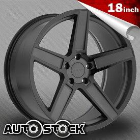 TSW ASCENT アセント 18インチ タイヤ・ホイールSET Matte Gunmetal w/Gloss Black Face(マットガンメタ/グロスブラックフェイス) 【送料無料】【タイヤホイールセット】【TSW Wheel ホイール】