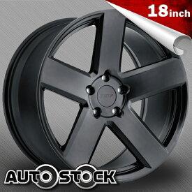 TSW BRISTOL (ブリストル) 18インチ タイヤ・ホイールSET MATT BLACK(マットブラック) 【送料無料】【タイヤホイールセット】【TSW Wheel ホイール】