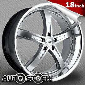 TSW JARAMA (ハラマ) 18インチ タイヤ・ホイールSET Hyper Silver w/ Mirror Cut Lip (ハイパーシルバー/ミラーカットリップ) 【送料無料】【タイヤホイールセット】【TSW Wheel ホイール】