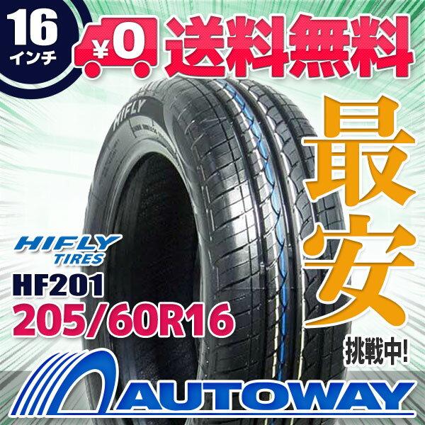 HIFLY (ハイフライ) HF201 205/60R16 【送料無料】 (205/60/16 205-60-16 205/60-16) サマータイヤ 夏タイヤ 単品 16インチ