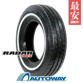 Radar (レーダー) RLT71.WSW 185R14 【送料無料】 (185/14 185-14 185r14) サマータイヤ 夏タイヤ 単品 14インチ
