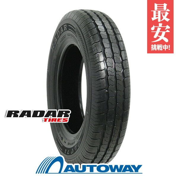 Radar (レーダー) RLT71 195/80R15 【送料無料】 (195/80/15 195-80-15 195/80-15) サマータイヤ 夏タイヤ 単品 15インチ
