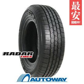 Radar (レーダー) Rivera GT10 245/65R17 【送料無料】 (245/65/17 245-65-17 245/65-17) サマータイヤ 夏タイヤ 単品 17インチ