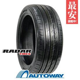Radar (レーダー) RZ500 205/40R17 【送料無料】 (205/40/17 205-40-17 205/40-17) サマータイヤ 夏タイヤ 単品 17インチ