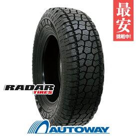 Radar (レーダー) RENEGADE AT-5 245/75R17 【送料無料】 (245/75/17 245-75-17 245/75-17) サマータイヤ 夏タイヤ 単品 17インチ