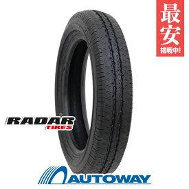 Radar (レーダー) Dimax Classic 125R12 【送料無料】 (125/12 125-12 125r12) サマータイヤ 夏タイヤ 単品 12インチ