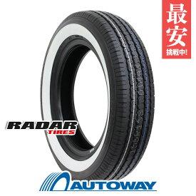 Radar (レーダー) Dimax Classic.WSW 155R15 【送料無料】 (155/15 155-15 155r15) サマータイヤ 夏タイヤ 単品 15インチ