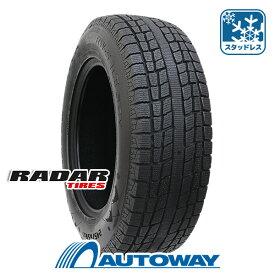 Radar (レーダー) RW-5 ICE SUVスタッドレス 235/65R18 【スタッドレス】【送料無料】【2018年製】 (235/65/18 235-65-18 235/65-18) 冬タイヤ 18インチ