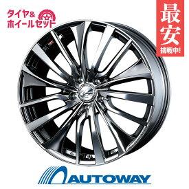 205/45R17 サマータイヤ タイヤホイールセット LEONIS VT 17x6.5 +53 114.3x5 BMCMC + Rivera SPORT 【送料無料】 (205/45/17 205-45-17 205/45-17) 夏タイヤ 17インチ