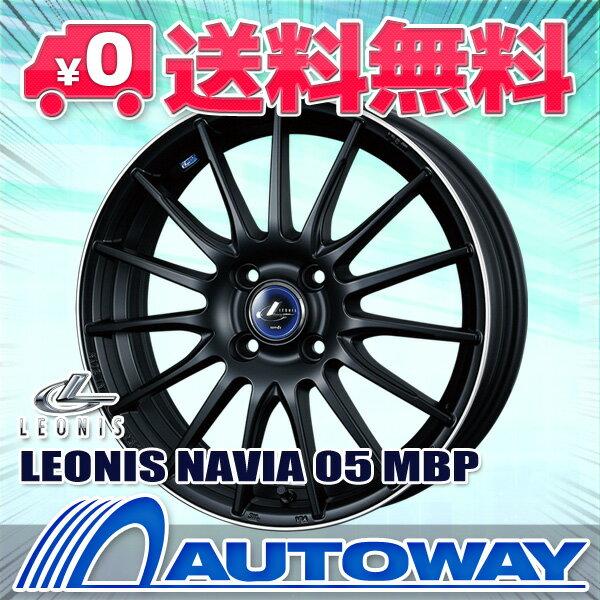 195/55R16 サマータイヤ タイヤホイールセット 【送料無料】 LEONIS NAVIA 05 16x6.0 45 100x4 MBP + Corsa Ultimate 195/55R16 87V (195/55/16 195-55-16) 夏タイヤ 16インチ