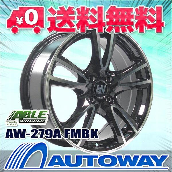 195/55R16 サマータイヤ タイヤホイールセット 【送料無料】AW-279A 16x7.0 +45 100x4 FMBK + Corsa Ultimate (195/55-16 195-55-16 195 55 16) 夏タイヤ 16インチ 4本セット 新品
