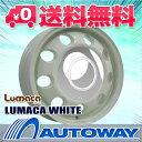 ■夏タイヤ14インチタイヤホイールセット■LUMACA WHITE 14x4.5 +43 PCD100x4穴 ホワイト 155/65R14《検索用》タイヤ…