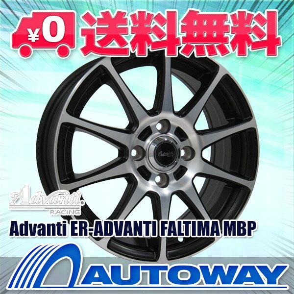 195/55R16 サマータイヤ タイヤホイールセット 【送料無料】Advanti ER-ADVANTI FALTIMA 16x6.0 +53 100x4 MBP + Corsa Ultimate (195/55-16 195-55-16 195 55 16) 夏タイヤ 16インチ 4本セット 新品