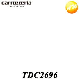 TDC2696 TS-WX910A用リモートコード(青/白) パイオニア Pioneer カロッツェリア Carrozzeria ナビ・オーディオ用補修部品 コンビニ受取不可