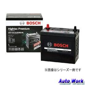 BOSCH ボッシュ Hightec Premium ハイテック プレミアム HTP-N-55/80B24L 充電制御車 アイドリングストップ車対応 N-55 N55 46B24L 55B24L 等 適合
