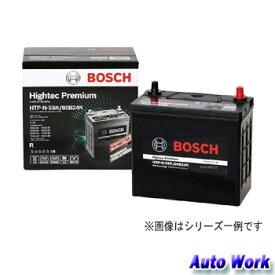 BOSCH ボッシュ Hightec Premium ハイテック プレミアム HTP-N-55R/80B24R 充電制御車 アイドリングストップ車対応 N-55R N55R 46B24R 55B24R 等 適合