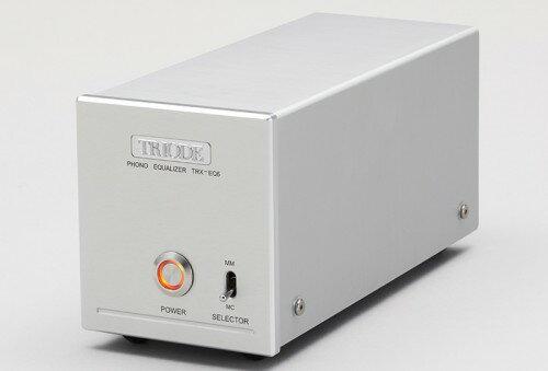 TRX-EQ6 TRIODE[トライオード] フォノイコライザーアンプ