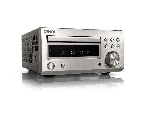 RCD-M41 [SP:プレミアムシルバー] DENON [デノン] Bluetooth®対応CDレシーバー