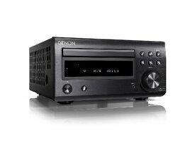 [在庫僅少]RCD-M41 [K:ブラック] DENON [デノン] Bluetooth対応CDレシーバー
