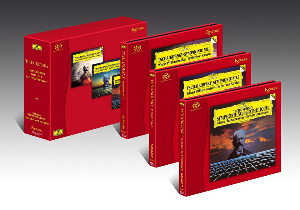 [在庫有り]ESSG-90197/99 3枚組 ESOTERIC Super Audio CDハイブリッド