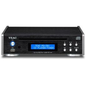 PD-301 [B:ブラック] TEAC [ティアック] CDプレーヤー