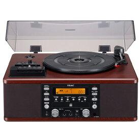 LP-R560K TEAC [ティアック] ターンテーブル/カセットプレーヤー付CDレコーダー