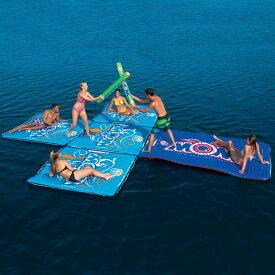 浮き輪 フロート プール ビーチ レジャー WOW (ワオ) ウォーターウォークウェイ 6ft