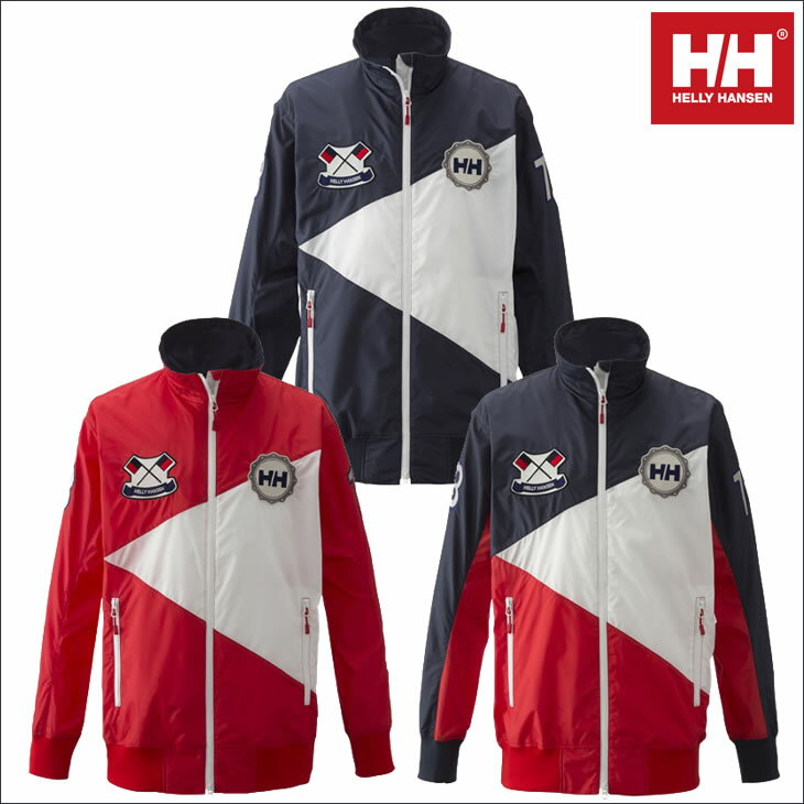 HELLY HANSEN ヘリーハンセン フラッグジャケット【HH11450】【Flag Jacket】