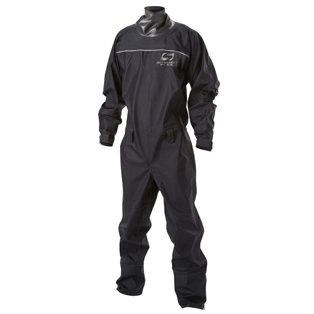 ドライスーツ アンクルタイプ ウェイクボード ジェットスキー 防寒 マリンスポーツ SPYDERFLEX (スパイダーフレックス) 210D スパイダー ドライスーツ 2019