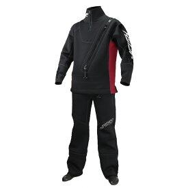 ソックスタイプ ドライスーツ J-FISH (ジェイフィッシュ) ウェットドライスーツ スモールジッパー付き ソックスタイプ