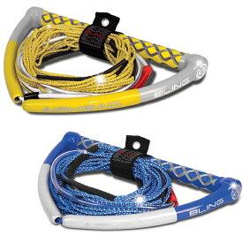 ウェイクボード ハンドル ライン ロープ AIRHEAD (エアーヘッド) ウェイクハンドル&ロープ