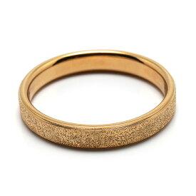 【マリッジリング(結婚指輪):メンズ】18Kイエローゴールドリング※スターダスト加工 KSIMA-006M ※4週間前後でお届け