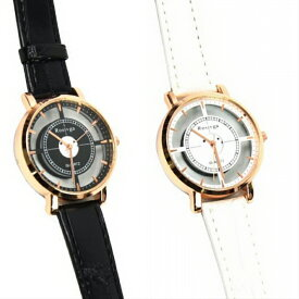 【送料無料】スケルトン 腕時計メンズ レディース 白 黒メンズウォッチ レディースウォッチ メンズ腕時計 レディース腕時計 男性用 女性用 お洒落 おしゃれ オシャレ ユニーク デザイン プレゼント 贈り物