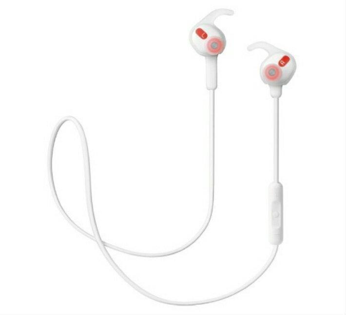 Jabra ROX WIRELESS ホワイト ワイヤレス Bluetooth イヤホン ヘッドセット (ステレオ 防滴防塵 Dolby対応)