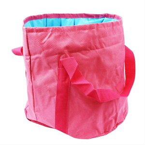 折り畳みバケツ 大容量25L 収納袋つき アウトドア 洗車 災害対策