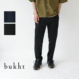 bukht / ブフト / パンツ / CENTER SLIT GAME PANTS / BV-91812