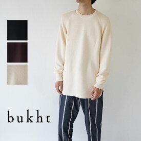 bukht / ブフト / ニット / 10G GARTNER KNIT / BW-15301